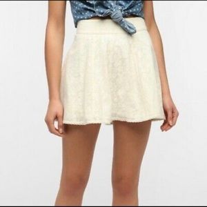 Urban Outfitters Kimchi Blue Lace Skirt